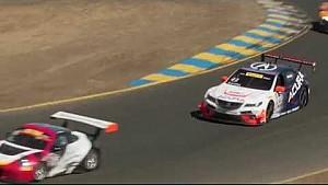 HPD Trackside -- Sonoma Pirelli World Challenge Race 1