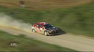 FIA ERC - Rally Liepaja  ERC2 Highlights LEG2