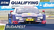 Top 3 Qualifying 2 - DTM Budapest 2016