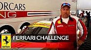 Ferrari Challenge North America - Interview with Joe Courtney