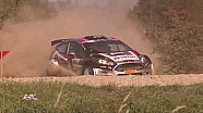 FIA ERC - Rally Liepaja Kajetanowicz the new Champion