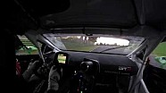 Lamborghini Huracán GT3 on board video Imola