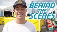 Formula E Behind The Scenes w/ Ben Constanduros!