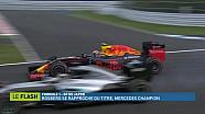Le résumé du Grand Prix du Japon 2016