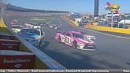 NASCAR: Charlotte'de büyük start kazası