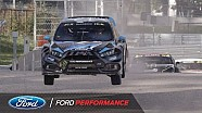 Focus RS RX at Latvia: Race Recap | FIA World Rallycross | Ford Performance