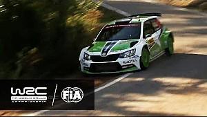 WRC 2 - RallyRACC Catalunya - Rally de España 2016: WRC 2 Highlights Saturday
