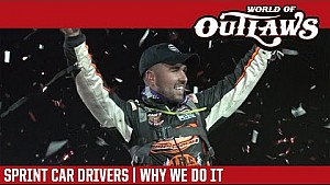 DIRT Track Racing: Why Sprint Car Driver's Do it