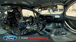 Ken Block's Gymkhana NINE: FordVR | Gymkhana | Ford Performance