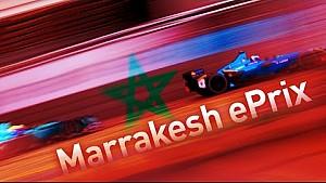 Presentazione dell'ePrix di Marrakech