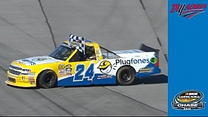 Enfinger gets first career win at Talladega