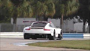 Part 2 of the Porsche 2017 GTE Le Mans testing at Sebring