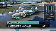 Le replay du live Motorsport Manager - Part 2