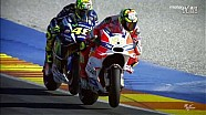 MotoGP 瓦伦西亚站精彩瞬间