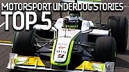 Le 5 sorprese top del motorsport