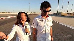 Track Walk - 6 Hours of Bahrain 2016
