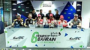 6 Hours of Bahrain Qualifying Press Conference