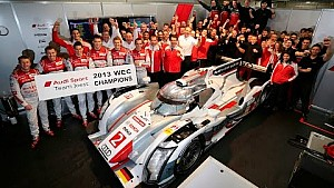 Dr. Ullrich discusses Audi's past and future