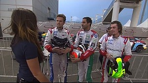 Interview with the WTCC MAC3 winners