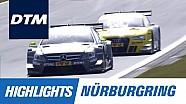DTM Nürburgring 2012 - Özet Görüntüler