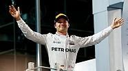 Una despedida emocional de Nico Rosberg
