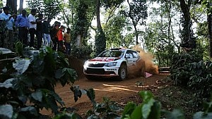 APRC - 2016 India Rally highlights