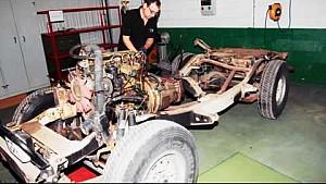 1987 Paris-Dakar Nissan Patrol rides again
