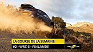 La course de la semaine #2 - Ford Fiesta WRC en Finlande
