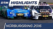 DTM Nürburgring 2016 - Highlights