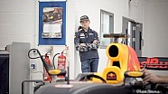 Bored Drivers. Daniel Ricciardo and Max Verstappen long for the new F1 season