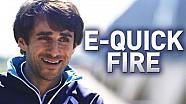 E-Quick Fire: Nico Prost! - Formula E