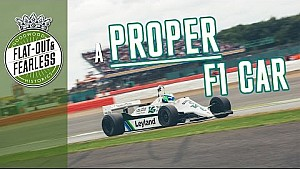 How F1 cars should sound | Williams FW07C