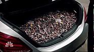 Mercedes mit Batterie-Antrieb