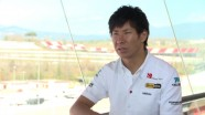 Kamui Kobayashi, interview and background