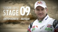 Dakar 2012 - Marc Coma - Stage 9
