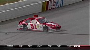 Kurt Busch Wrecks - Talladega - 10/07/2012