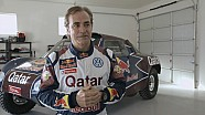 Rally Dakar 2013: Carlos Sainz Profile
