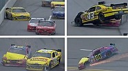 Pastrana and Sorenson CRASH at Talladega