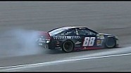 NASCAR Dale Earnhardt Jr. Engine Failure at Michigan 2013