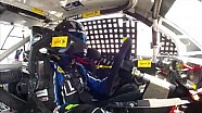 Jimmie Johnson Blames Kenseth for Restart | Quaker State 400, Kentucky 2013