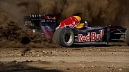 Formula 1 comes to America! - Red Bull Racing takes first lap in Texas