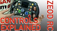 ZEOD RC Controls explained