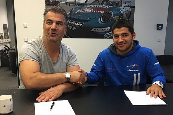 Ayhancan yeni takımı ile imzayı attı