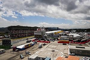 У Барселоні триває реконструкція траси Ф1