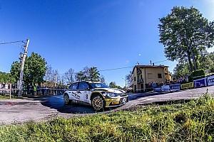 Rally Gara IRC Pirelli: Luca Rossetti ancora primo al Rally del Taro