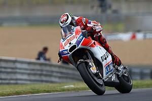 """MotoGP Noticias de última hora Lorenzo: """"Ha sido mi carrera más constante con Ducati"""""""