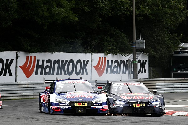 Red Bull staakt sponsoring in DTM