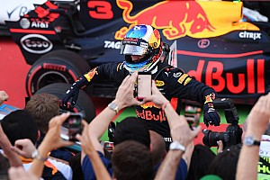 Формула 1 Аналіз Гран Прі Азербайджану: хід гонки у світлинах