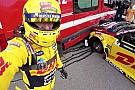 【WTCC】コロネル、消防車にクラッシュ。25Gもの衝撃を受ける