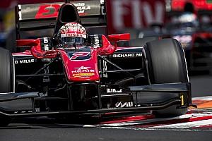 FIA F2 Relato da corrida Matsushita comanda corrida 2 da F2 em Hungaroring